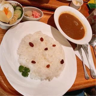 カレーセット(COFFEE HALL くぐつ草 (クグツソウ))