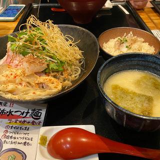 つけ麺(鯛担麺専門店 抱きしめ鯛)