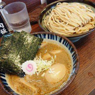 つけめん 特製煮番搾り(三三七 (サンサンナナ))