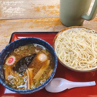 つけ麺熱盛りチャーシュー麺