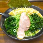 太麺野菜3点盛り