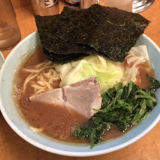 ラーメン並(らー麺 家道 (ラーメン イエミチ))
