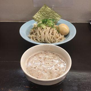 濃厚豚骨つけ麺 (大盛)(博多とんこつ かたぶつ)