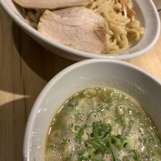 鶏豚つけ麺(麺や佑 )