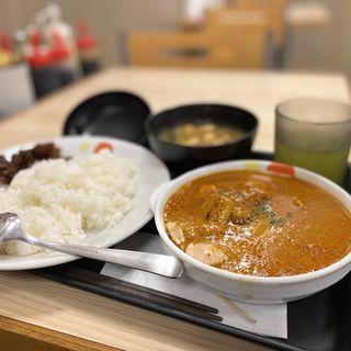 バターチキンカレー(松屋 篠崎店 )