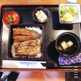 うな丼(竹)(鰻2/3匹)(志おや )