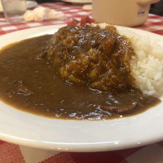 カレーライス(洋食大吉)
