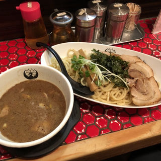 魚介醤油つけ麺(つるかめ 本店 )