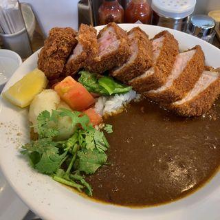 カツカレーA(ブラウンオニオンカレーファクトリー (brown onion curry factory))