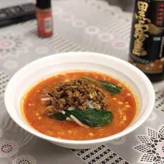 担担麺(中華料理 順興閣)