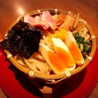 燻製つけ麺(nakameguro 燻製 apartment (ナカメグロ クンセイ アパートメント))