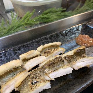 あなごの白焼き(幸寿司)