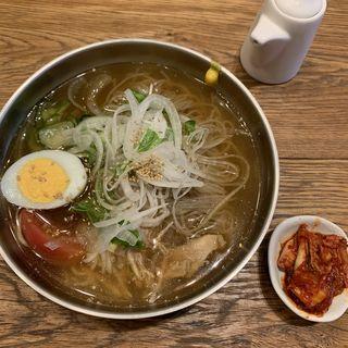 冷麺(韓美膳 ららぽーとTOKYO-BAY店 (ハンビジェ))