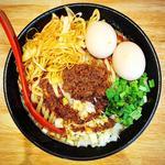 ネギごま麺