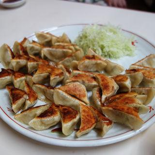 焼き餃子10個