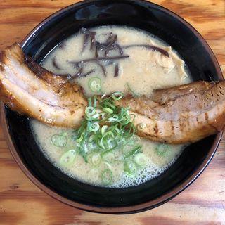 ロングチャーシュー麺