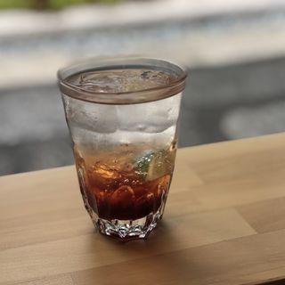 桜桃炭酸水