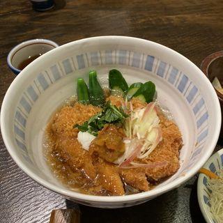 冷やしかつ丼 ロース(かつ吉 渋谷店 (カツキチ))