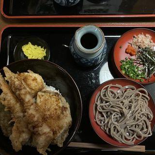 天丼セット(雲太 )