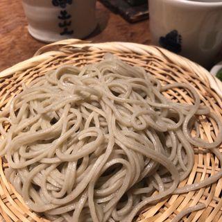 せいろ蕎麦(土山人 天満橋店 (どさんじん))