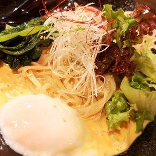 胡麻担々冷麺