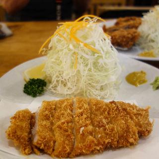 ロースかつランチ定食(とんかつ光(あかり) 西新店)