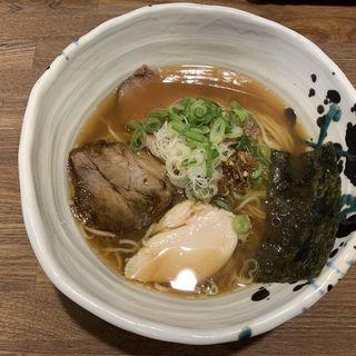 豚醤油らあめん(みなみ食堂)