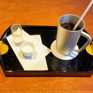 アイスコーヒー(神乃珈琲 銀座店)