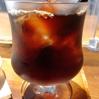 アイスコーヒー(ディゾン 神保町 (DIXANS))