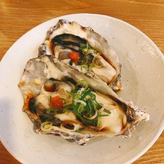生牡蠣(イザカヤキツネ)