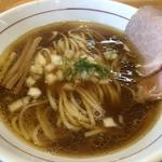 中華そば醤油(麺食堂88)