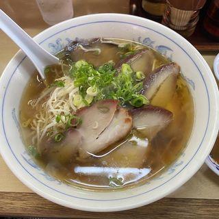 チャーシュー麺(淡水軒 (タンスイケン))