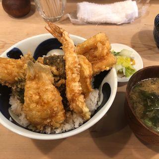 天丼(ぎんざ春日)