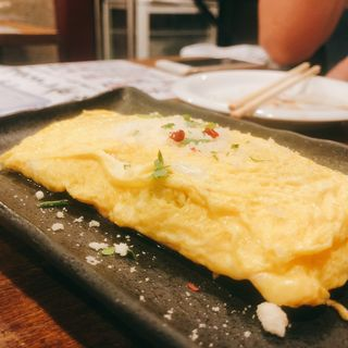 トマトチーズオムレツ(東京MEAT酒場 浅草橋総本店 (トウキョウミートサカバ))