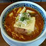 咖喱ラーメン(麺屋 八 )