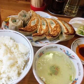 ミックス定食(東亭 (アヅマテイ))