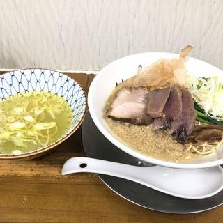 和え麺~漬け鰹添え~(竹末食堂 )
