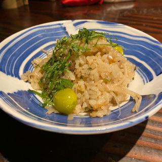 秋刀魚ごはん(野口太郎 (ノグチタロウ))