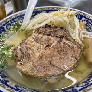 ニンニク昭和ラーメン(昭和 (しょうわ))