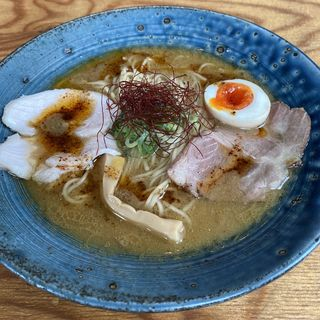 ぶたらーめん(麺屋 クミコマルポンスケ)