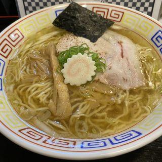 懐かしの中華そば〜鰹〜塩ver.(ロックンビリーS1 (スーパーワン))