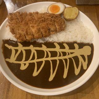 ロースカツカレー(ロダン (【旧店名】カレー堂))