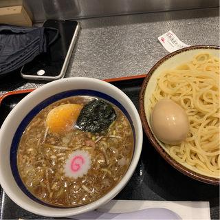 元祖 もりソバ 味玉(松戸富田麺絆 )