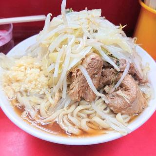 ぶたラーメン(ニンニク、ヤサイ)