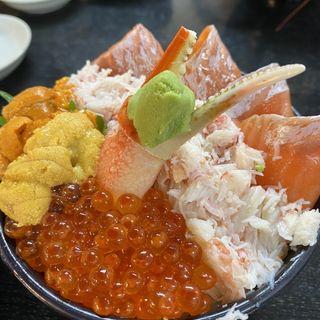 ANA特製丼(市場食堂 味処たけだ )