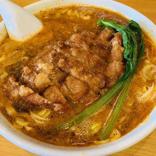 パイコウタンタン麺