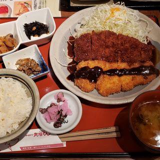 わらじとんかつ御膳(矢場とん 東京銀座店 (やばとん))
