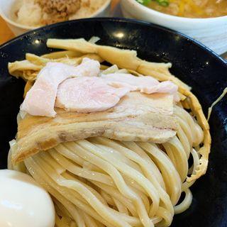 鶏白湯つけめん(麺堂 稲葉)