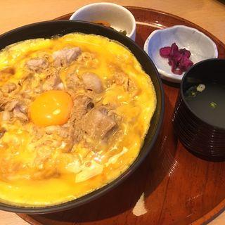 名古屋コーチン親子丼(鳥開 総本家 ラシック店 (とりかい そうほんけ))
