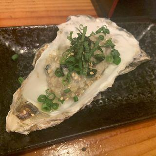 牡蠣のなめろう(牡蠣ベロ)